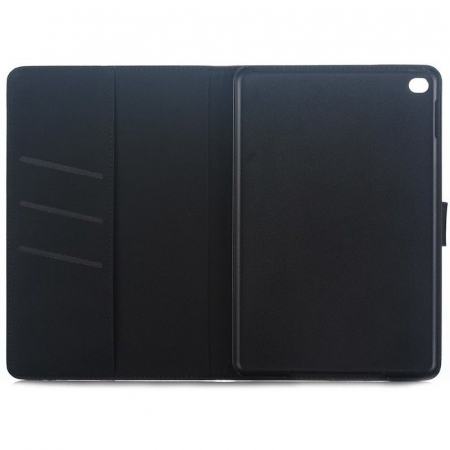 Husa iPad Mini 4 Stil Carte Piele Eco - crem4