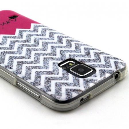 Husa TPU Smile Samsung Galaxy S5 [1]