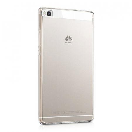 Husa TPU Ultra Thin Huawei P8 - transparent1