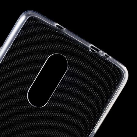 Husa TPU Ultra Thin Xiaomi Redmi Note 3 Pro Special Edition (Kate) - transparent3