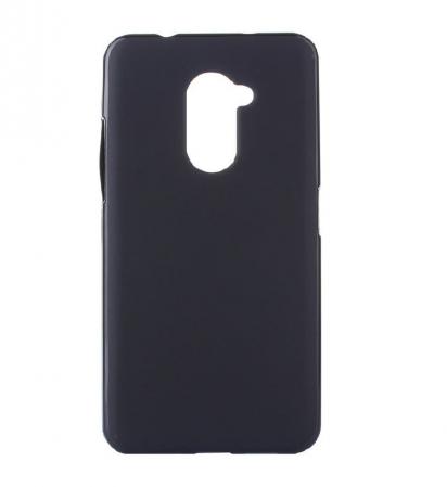 Husa Vodafone Smart V8 Silicon TPU - negru3