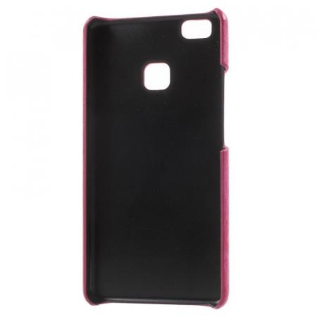 Husa Huawei P9 Lite Leather Hard Case - roz3
