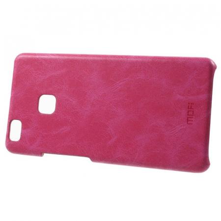 Husa Huawei P9 Lite Leather Hard Case - roz2