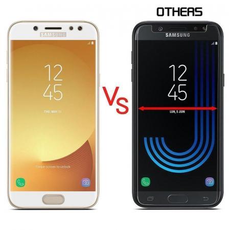 Sticla Securizata 5D Full Glue Samsung Galaxy J7 2017 - negru4
