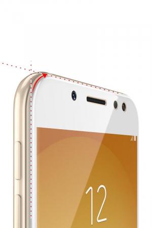 Sticla Securizata 5D Full Glue Samsung Galaxy J7 2017 - negru3