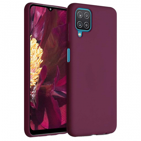 Husa Samsung Galaxy A12 - A42 Silicon Matte TPU Extra Slim [5]