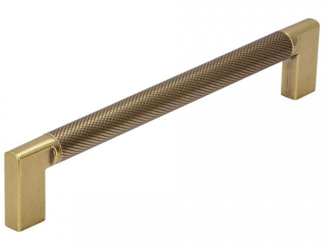 Maner metalic cu striatii aur antic [0]
