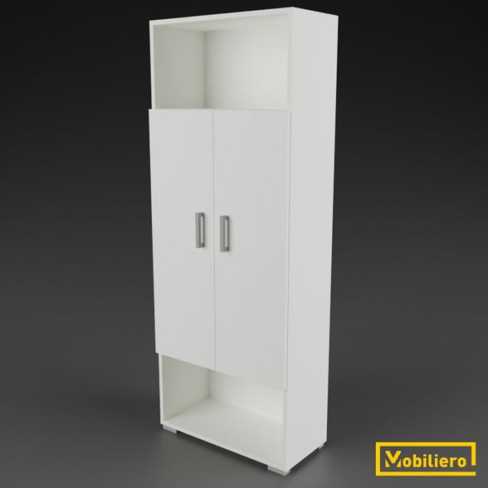 Dulap modular Duo 1G-2U-2P-1G 700 x 350 x 1818 mm [0]