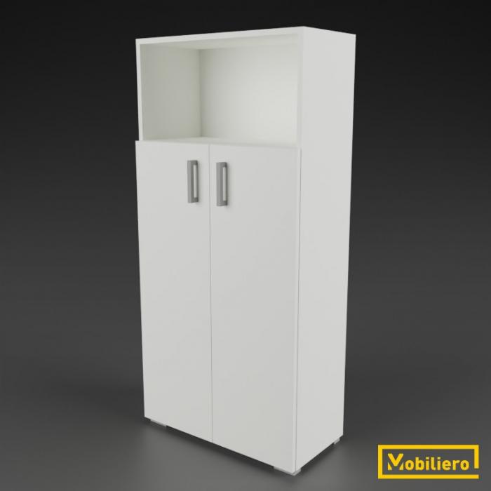 Dulap modular Duo 2U-2P-1G 700 x 350 x 1463 mm [0]