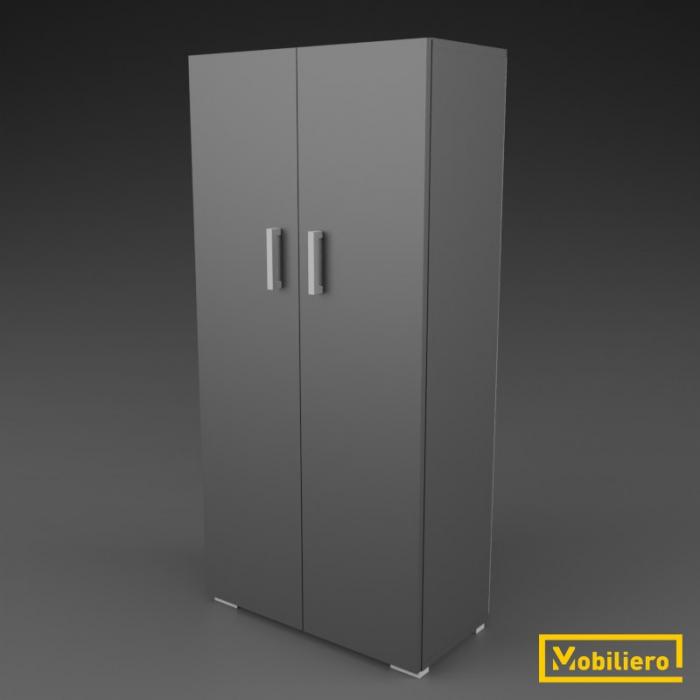 Dulap modular Duo 3P-2U 700 x 350 x 1463 mm [0]