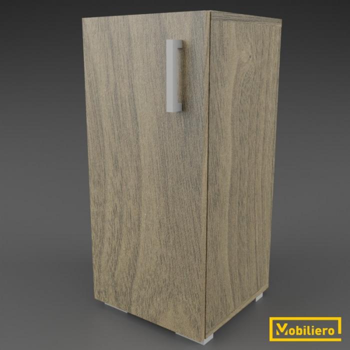Dulap modular Uno 1P-1U 350 x 350 x 753 mm [0]