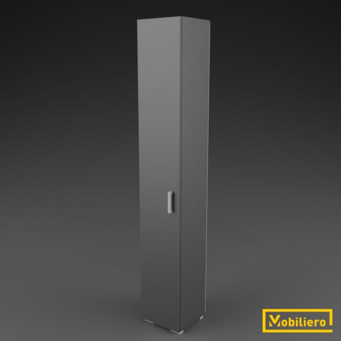Dulap modular Uno 5P-1U 350 x 350 x 2173 mm [0]