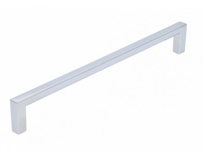 Maner metalic U vopsit aluminiu [0]