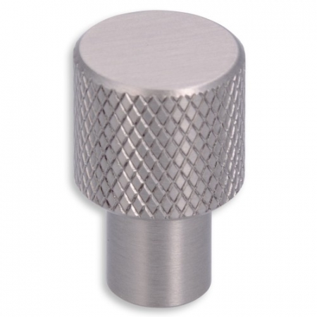 Buton metalic cu striatii efect inox [1]