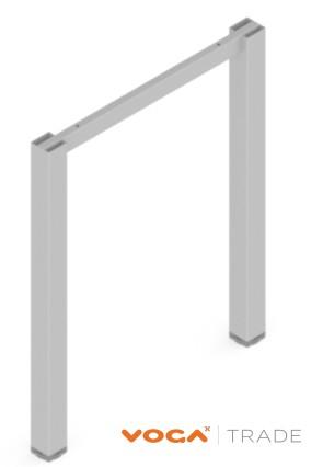 Birou Hubo 600 mm cu blat 18 mm grosime [2]