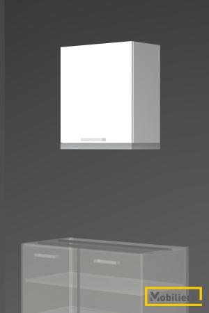 Corp superior hota cu 1 usa batanta, polita si tavan gaurite [0]
