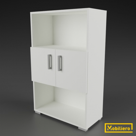 Dulap modular Duo 1G-2U-1G 700 x 350 x 1108 mm [0]