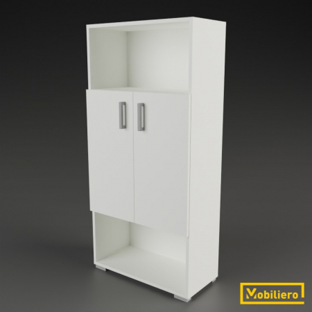 Dulap modular Duo 1G-2U-1P-1G 700 x 350 x 1463 mm [0]