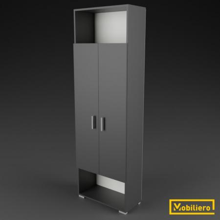 Dulap modular Duo 1G-2U-3P-1G 700 x 350 x 2173 mm [0]