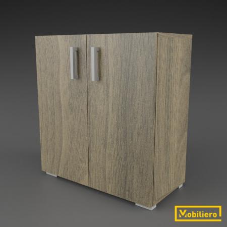 Dulap modular Duo 1P-2U 700 x 350 x 753 mm [0]