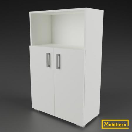 Dulap modular Duo 2U-1P-1G 700 x 350 x 1108 mm [0]