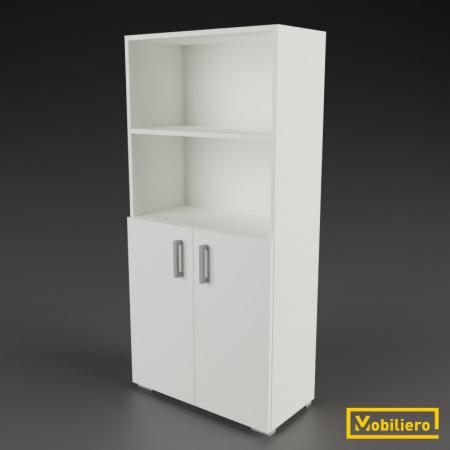 Dulap modular Duo 2U-1P-2G 350 x 350 x 1463 mm [0]