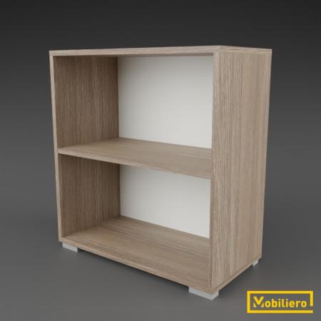 Etajera modulara Duo 2 compartimente 700 x 330 x 753 mm [0]