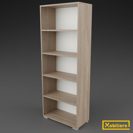 Etajera modulara Duo 5 compartimente 700 x 330 x 1818 mm [0]