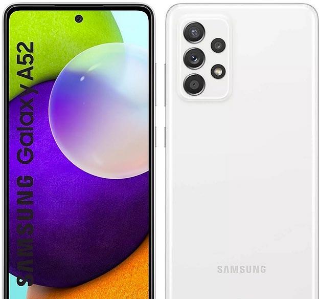Samsung Galaxy A52 4g si A52 5G lansare 2021, specificatii, Display Samsung A52