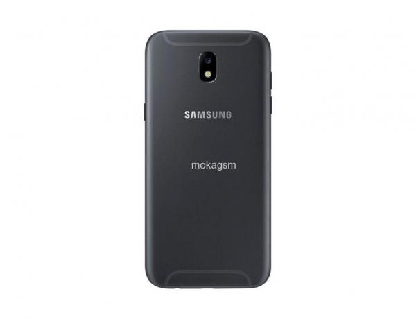 Rama, capac, mijloc, carcasa Samsung Galaxy J7 2017, j730f 0