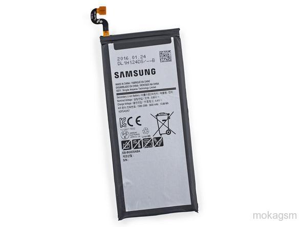 Acumulator Samsung Galaxy S7 g930f EB-BG930 Original Service Pack GH43-04574C [0]