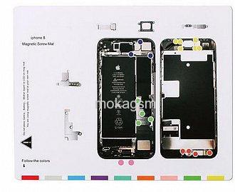 Pad magnetic pentru iphone X 0