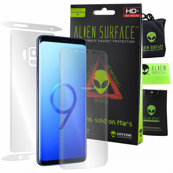 Folie Protectie Alien Surface HD Samsung Galaxy A6 2018 0