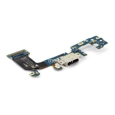 Banda flex incarcare conector incarcare, microfon Samsung s8 Plus G955f, Original Swap Nou 0