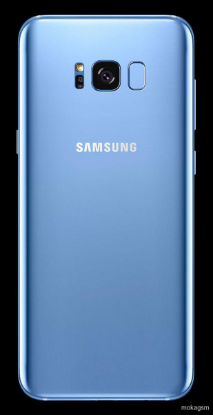 Capac baterie SWAP Samsung galaxy s8 g950F ORIGINAL Albastru GH82-13962D [0]