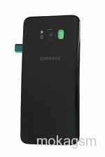 Capac baterie Samsung Galaxy S8 Plus G955 Negru Swap Original 0