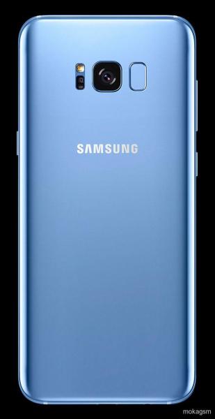 Capac baterie SWAP Samsung galaxy s8 Plus g955F ORIGINAL Albastru GH82-14015D [0]