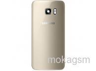 Capac baterie SWAP Samsung galaxy s7 g930 ORIGINAL GOLD 0