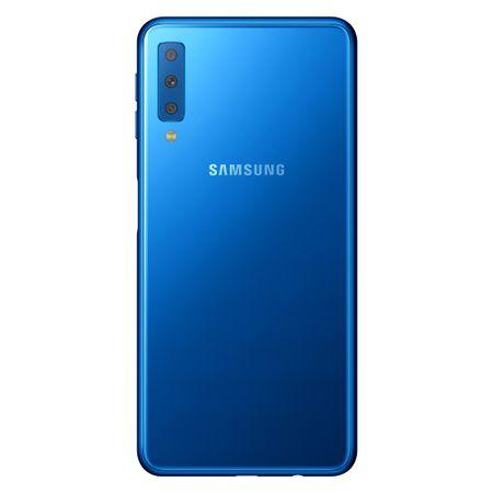 Telefon mobil Samsung Galaxy A7 (2018), Dual Sim, 64GB, 4G, Blue [1]