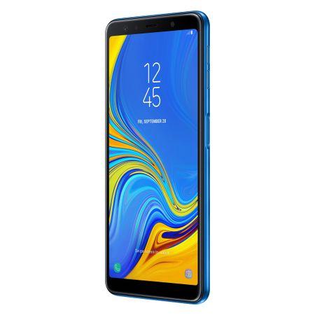 Telefon mobil Samsung Galaxy A7 (2018), Dual Sim, 64GB, 4G, Blue [2]
