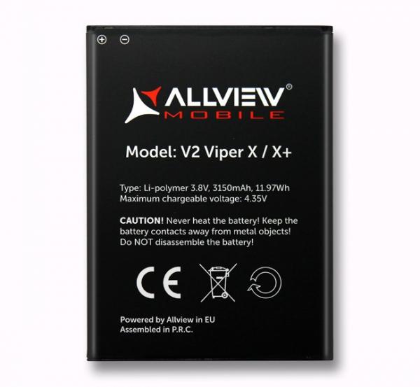 Acumulator Baterie Allview V2 Viper X X+ Plus [0]