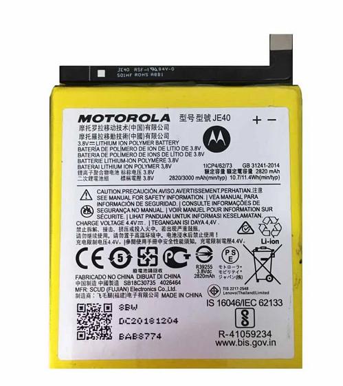 Acumulator Baterie Moto Z3 G7 Play JE40 [0]