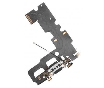 Banda cu conector incarcare microfonApple iPhone 7 Negru 0