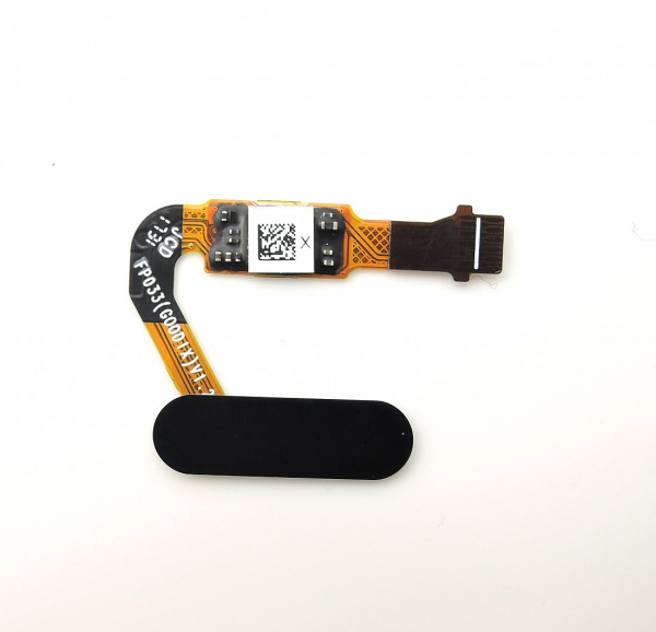 Banda flex cu buton amprenta Huawei Mate 10 P20 P20 Pro Honor V10 [0]