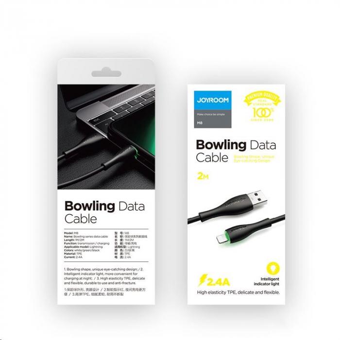 Cablu date iPhone 1m  Lighting Cable  Joyroom S-1030M8 [0]