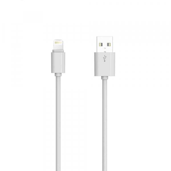 Cablu date iPhone 2.4A 1M LDNIO 1