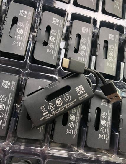 Cablu date Usb Type C Pentru Samsung S10e S10 S10+ S8 S9 Note 8 Note 9 0