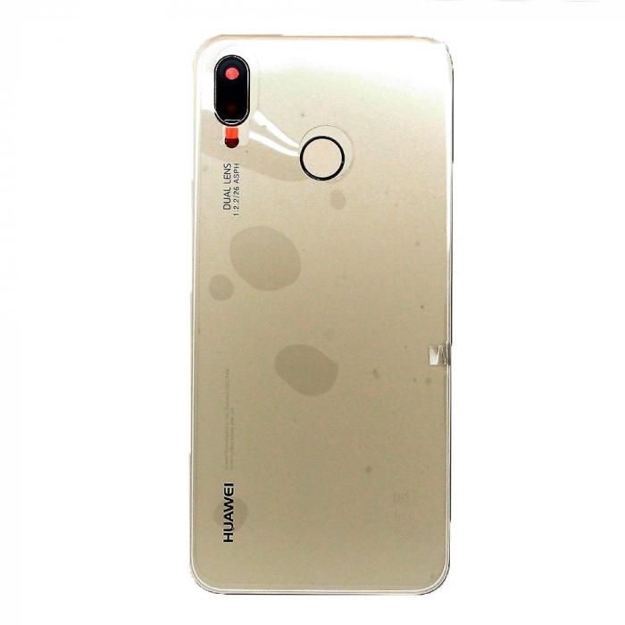Capac baterie pentru Huawei  P20 Lite Gold Original (OEM) 0