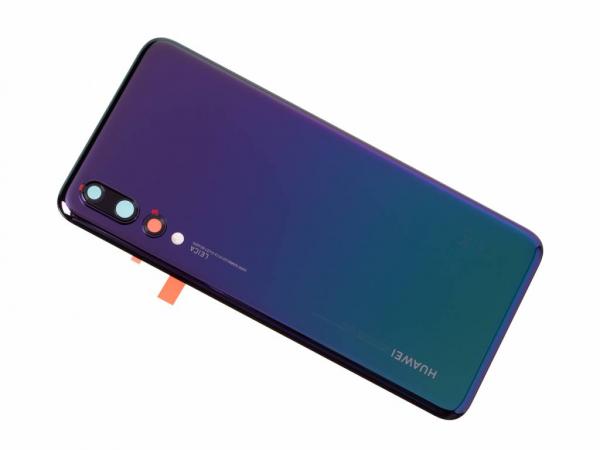 Capac baterie pentru Huawei  P20 Pro Twilight Original 0