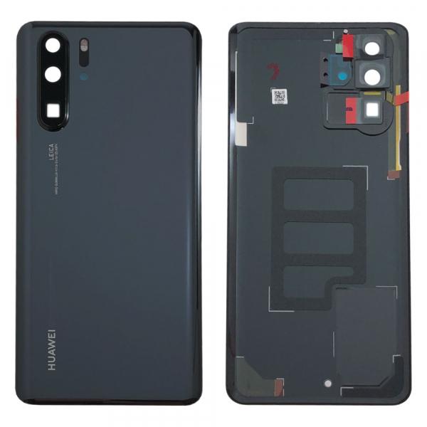 Capac baterie pentru Huawei  P30 Pro VOG-L29, VOG-L09, VOG-L04  Negru [0]